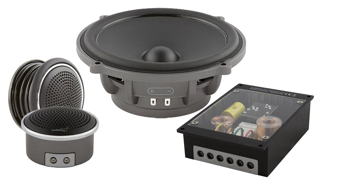 AudioFrog GS Range