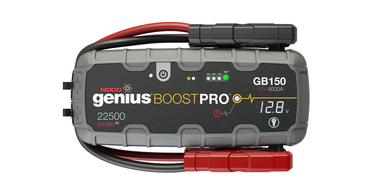 Noco Genius GB150