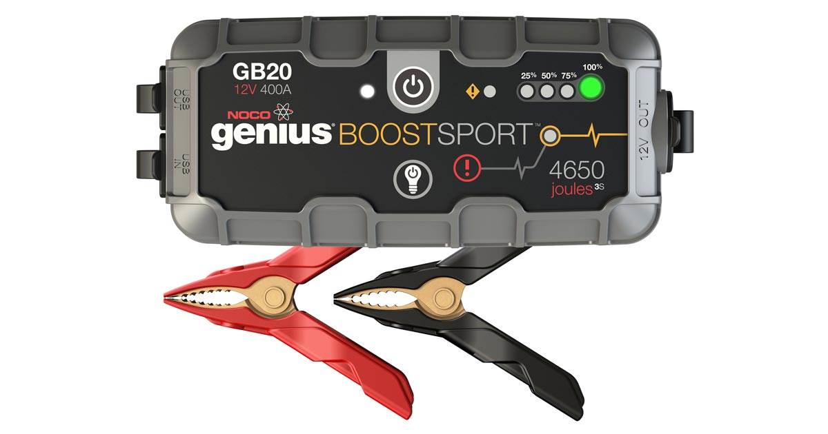 Noco Genius GB20