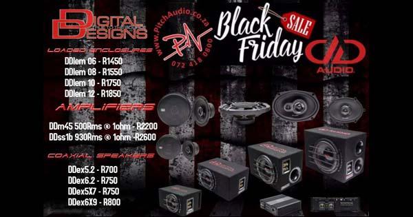 Black Friday DD Specials