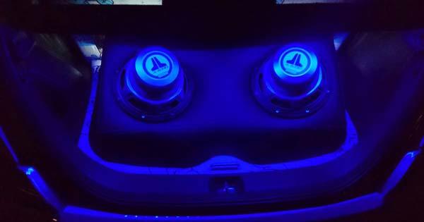 Smurf (Daihatsu Materia)